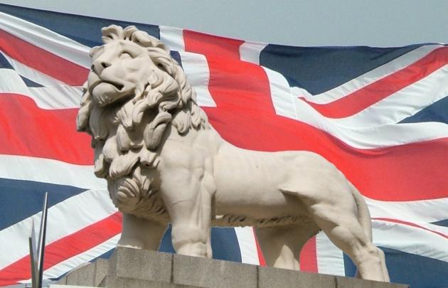 Британский лев решил зарычать