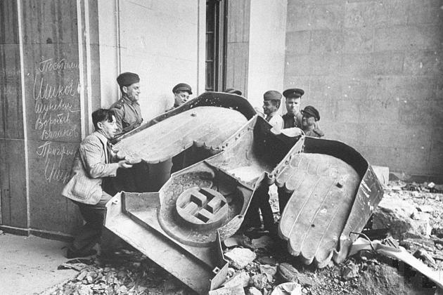 9 мая 1945 года, Берлин