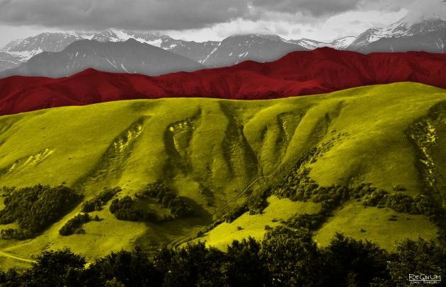 Южная Осетия: Мусорный социологический опрос
