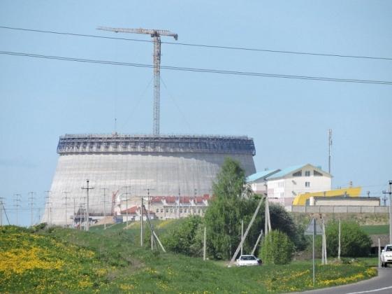 Литва усиливает борьбу с Белорусской АЭС