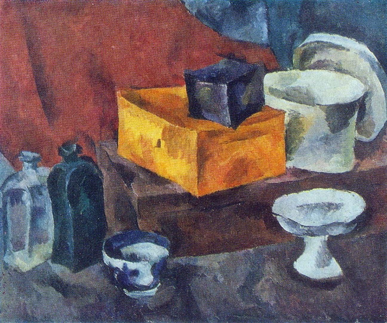 Петр Кончаловский. Натюрморт. 1911
