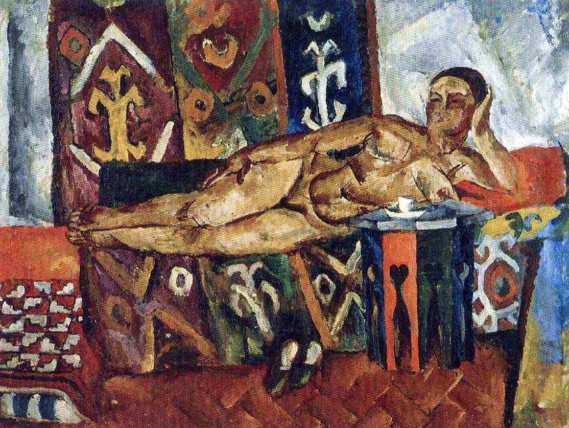 Петр Кончаловский. Шахерезада. 1917
