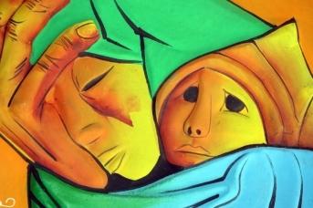 Наивная живопись. Эквадор