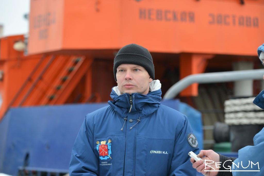 Исполняющий обязанности заместителя председателя Комитета по природопользованию Михаил Страхов