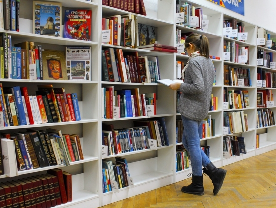 Какие библиотеки нужны России? К чему может привести слияние РГБ и РНБ