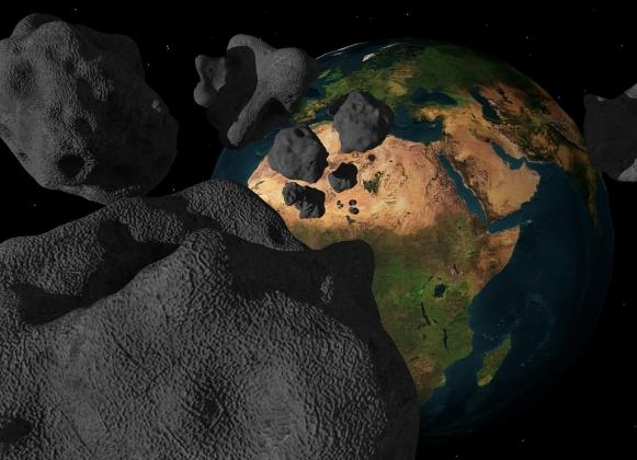 Китай планирует «оседлать» астероид