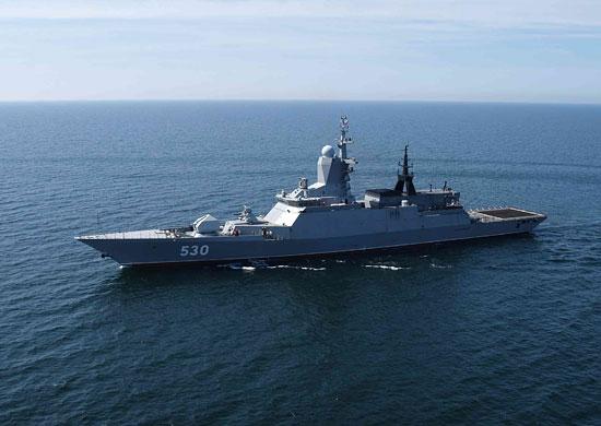 Корвет ВМФ России