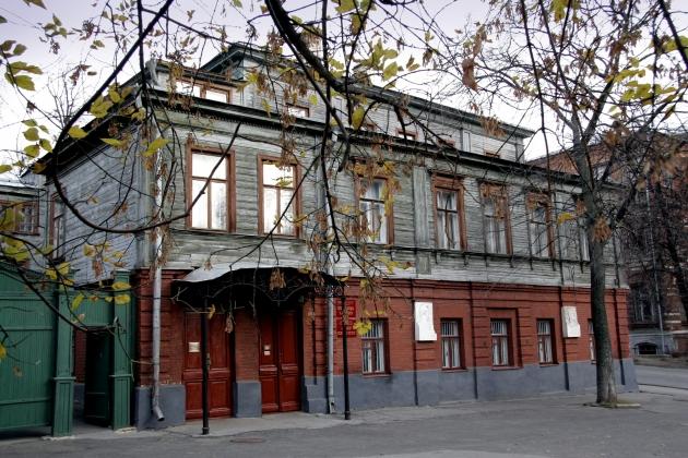 В Нижнем Новгороде «обезображивается» среда вокруг музея-квартиры Горького