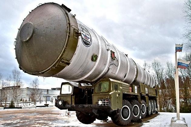 ПРО А-235 «Нудоль»