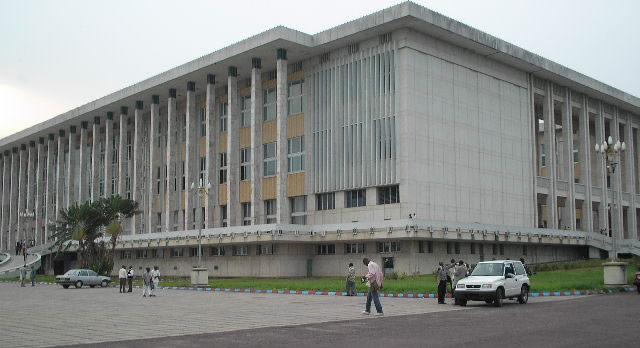 Парламент Демократической Республики Конго
