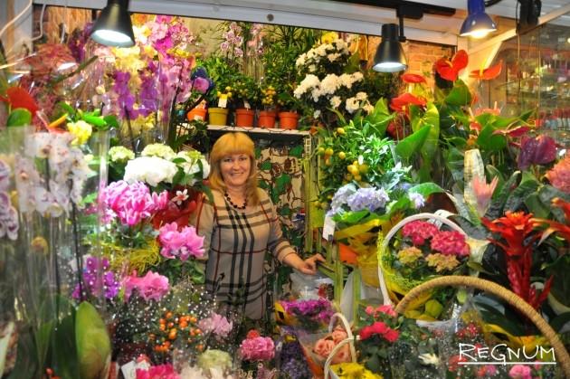 Цветы на 8 марта владивосток купить цветы метро царицино