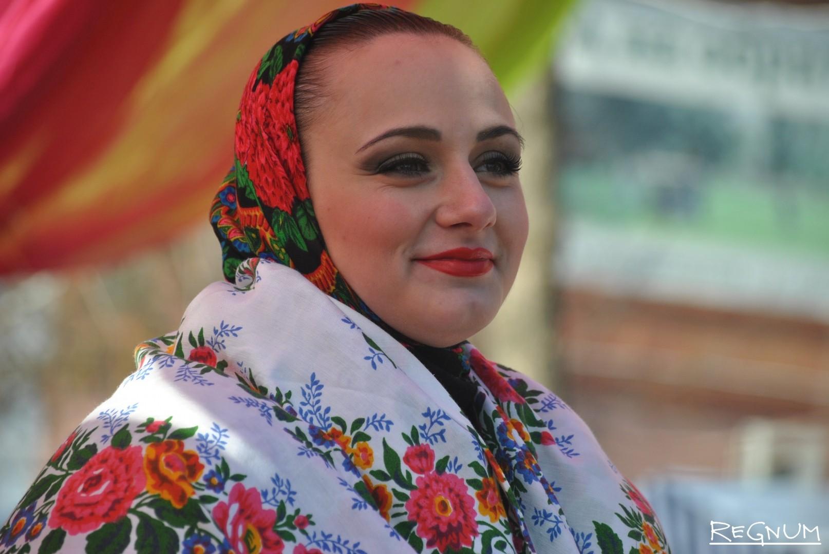 Донская казачка фотографии серьги