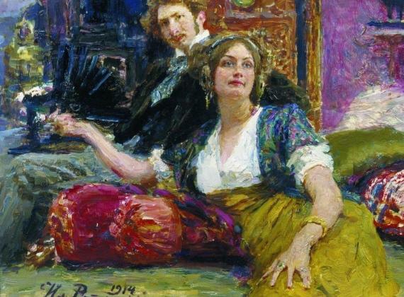 Порно в русском искусстве