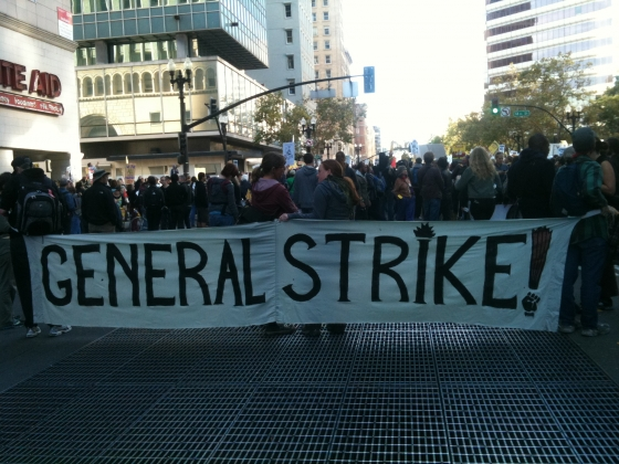 Около 3000 рабочих ThyssenKrupp вышли на забастовку