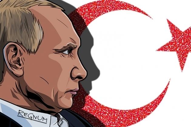 Путин решил поддержать Эрдогана