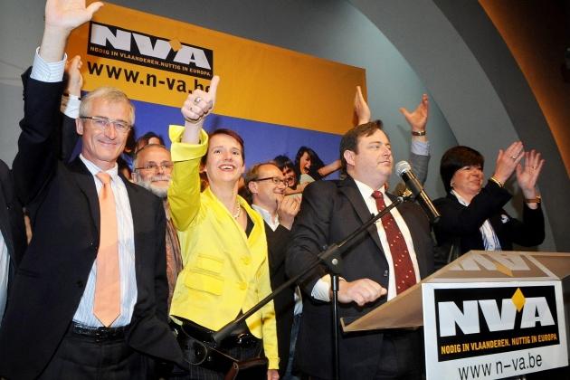 Новый фламандский альянс (НФА)