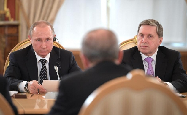 Заседание Совета сотрудничества высшего уровня между Россией и Турцией, 10 марта 2017 года