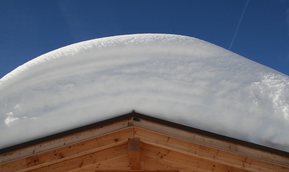 снег на крыше дома картинки особенностях породы