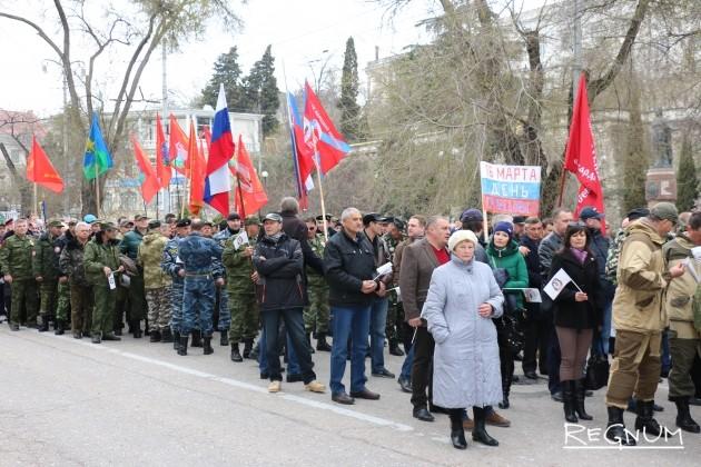 20 марта объявлено выходным днем в Севастополе