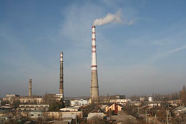 Северная ТЭЦ в Бельцах