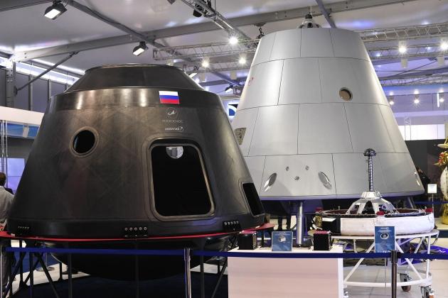 «Роскосмос» открыл набор космонавтов для полета на Луну