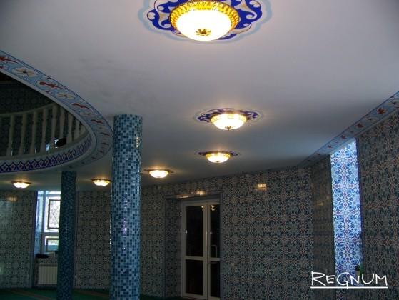Приход соборной мечети Барнаула