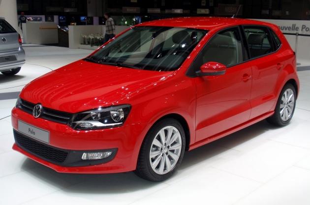Обновленный Volkswagen Polo появится в продаже в конце 2017 года
