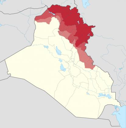 Эксперт: Курды — единственная сила в Ираке, готовая противостоять ИГ*