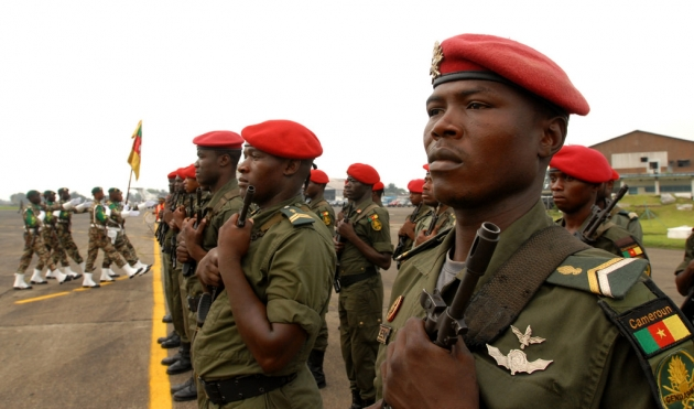 Камерун отбил у исламистских боевиков 5 тыс. заложников