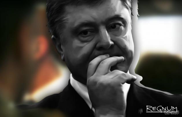 В очередных трудностях с переводом денег на Украину виноват Порошенко