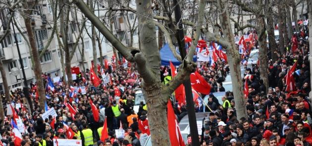 Что стоит за пинг-понговым скандалом Турции и ЕС?