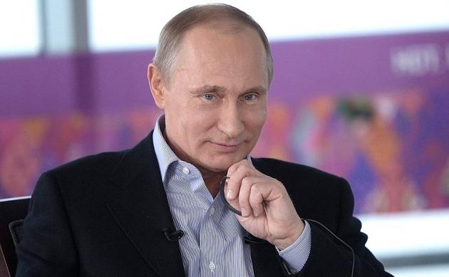 Рубль окреп после слов Путина