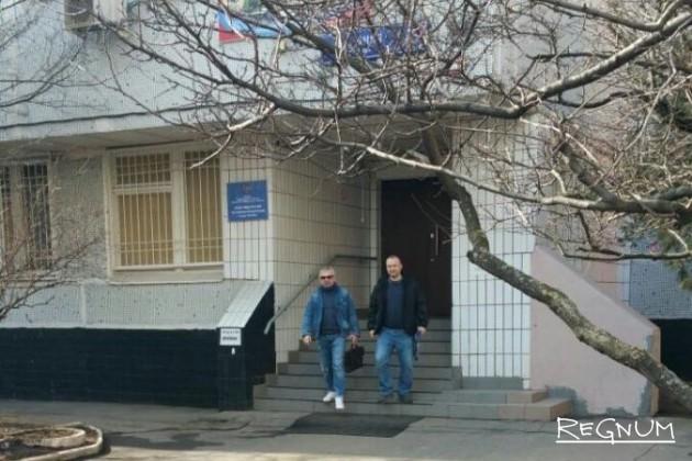 Задержанный в Москве шеф-редактор ИА REGNUM Юрий Баранчик вышел на свободу