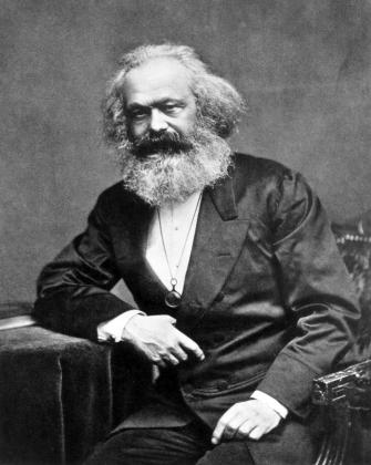 Психология Фромма во многом базируется на понятии отчуждения, введенном Карлом Марксом