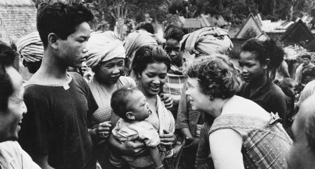 Фромм опирался на исследования Маргарет Мид и других антропологов, изучавших примитивные племена, чтобы доказать отсутствие у человека врожденной деструктивности