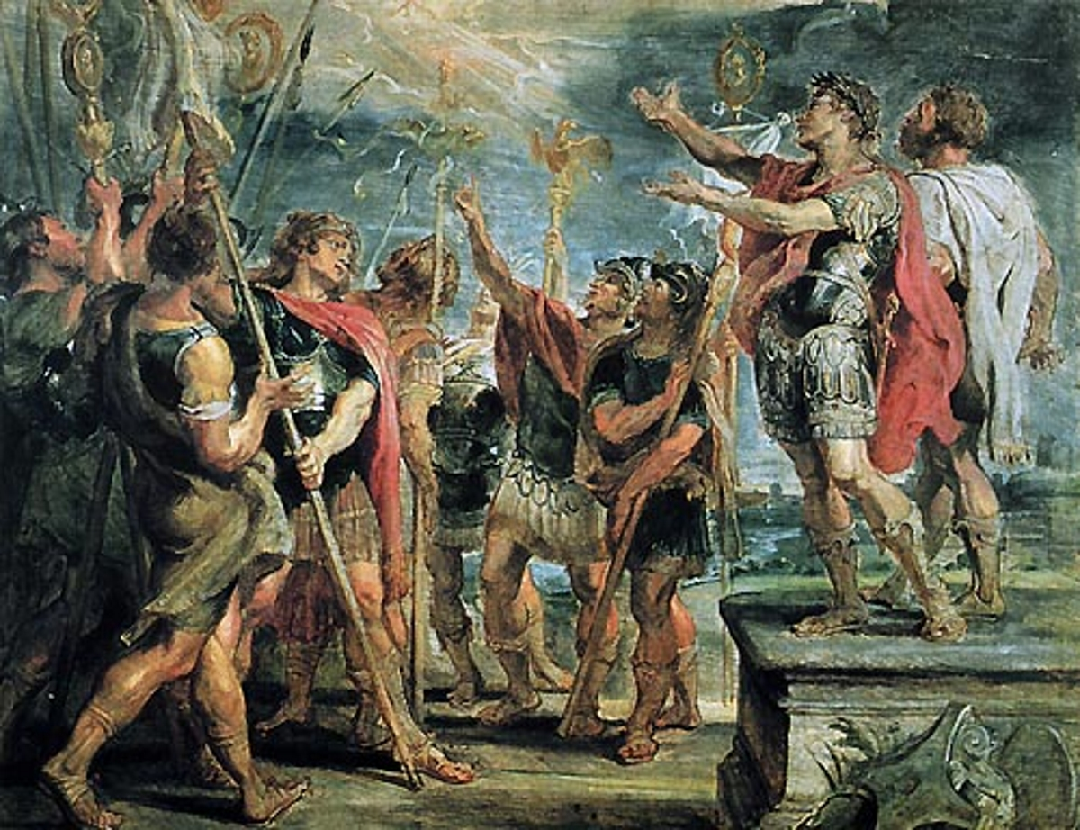 momentous effects of constantines conversion to christianity