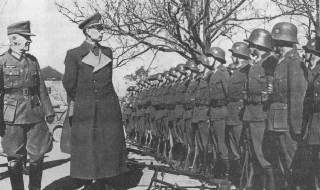 Власов и власовцы на службе Гитлеру против СССР и России