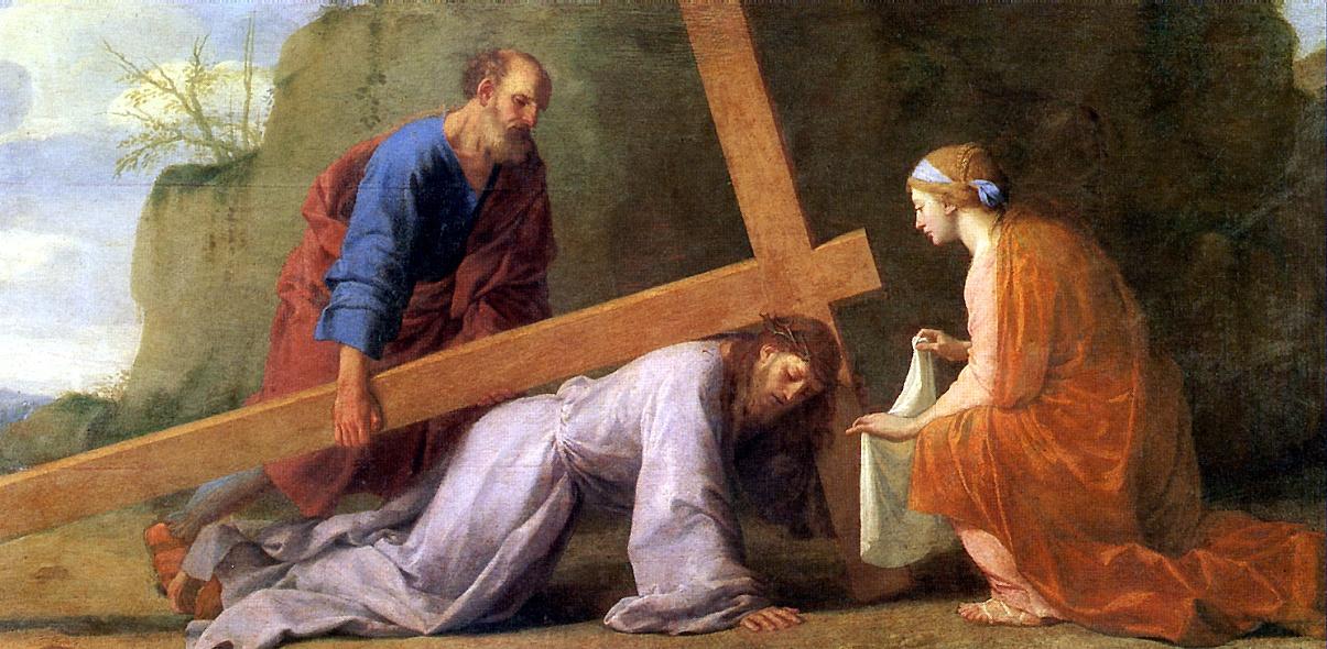 который крест в картинах художников веры простая