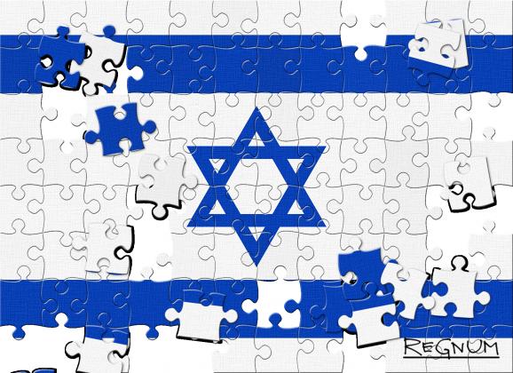 Израиль 1995 – испытательный полигон для сепаратистских войн глобализаторов