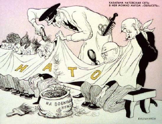 «Без НАТО Европа становится глухим захолустьем Евразийского континента»