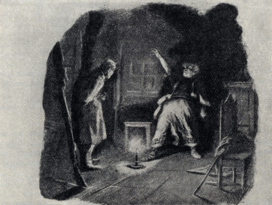 Леонид Пастернак. Лебединая песня. 1895
