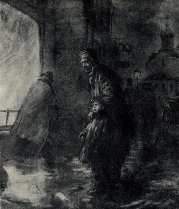 Александрс Апситис. Устрицы. 1903