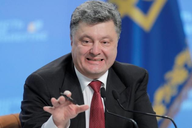 Порошенко грубо перебил представителя Европейского инвестиционного банка