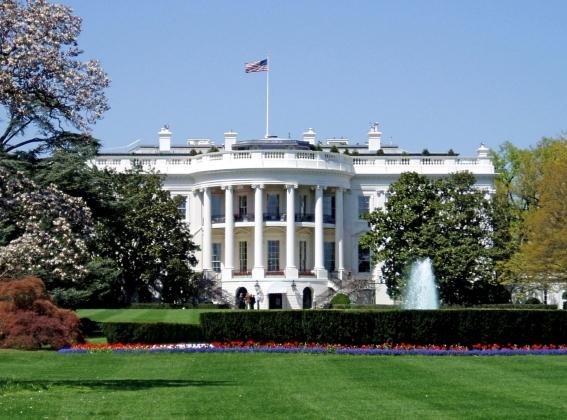 Трамп встречается в Белом доме с премьер-министром Ирака