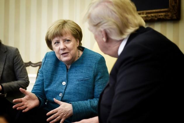 «Трамп меньше всего думал про Россию и Украину» — о переговорах с Меркель