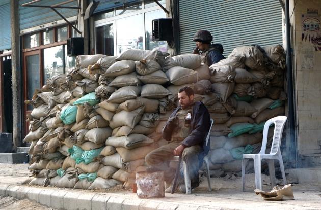 Режим прекращения огня в Сирии трижды за сутки нарушен в провинции Дамаск