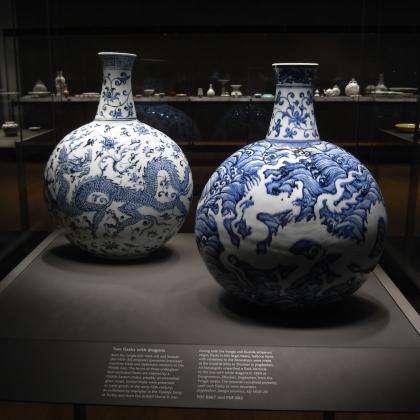 Более 10 тысяч предметов старины эпохи династии Мин найдено в Китае