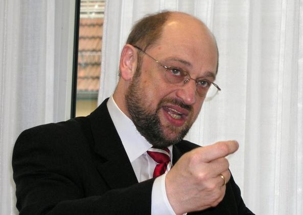 Мартин Шульц заручается поддержкой молодежи