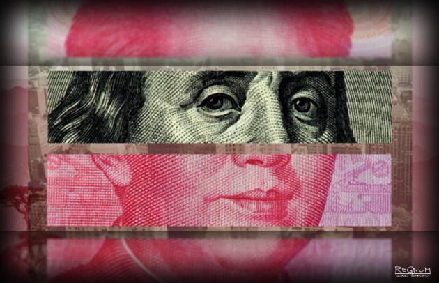 Китайский юань «падает» третий рабочий день подряд