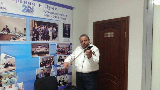 Прямые выборы мэра Южно-Сахалинска отменили под скрипку